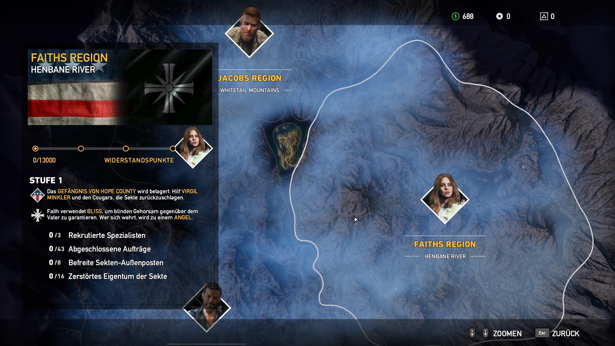 Far Cry 5 Schreine Zerstören Karte.Far Cry 5 Im Test Anforderungen Benchmarks Und Gameplay