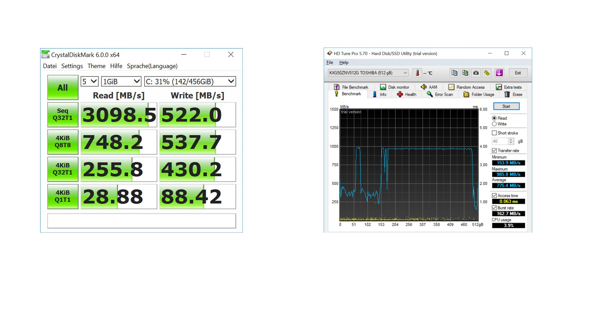 HP EliteBook 840 G5 3JX62EA Benchmark_6