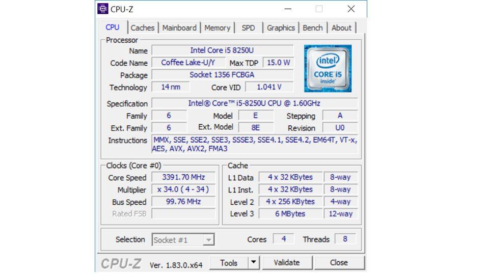 HP EliteBook 840 G5 3JX62EA Hardware_1