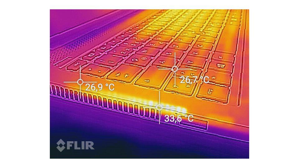 HP EliteBook 840 G5 3JX62EA Hitze_3