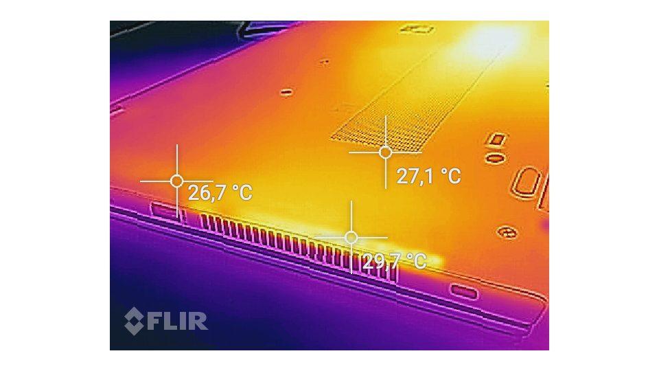 HP EliteBook 840 G5 3JX62EA Hitze_4