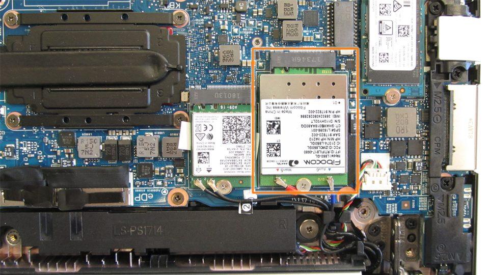 HP EliteBook 840 G5 – LTE-Modul
