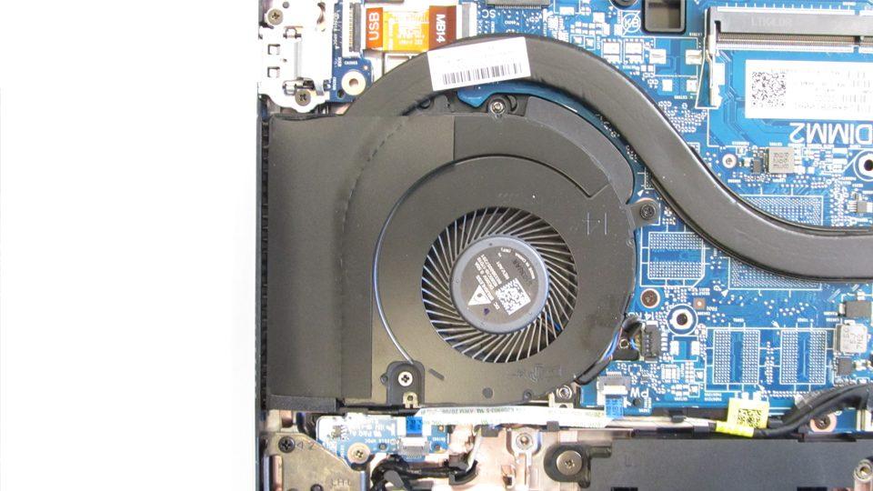 HP EliteBook 840 G5 – Lüfter