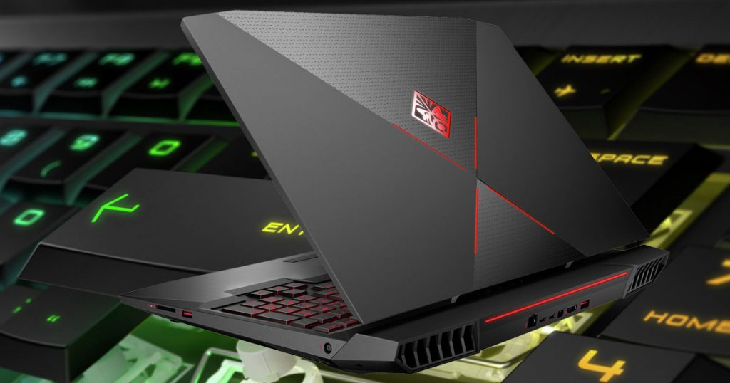 OMEN X by HP 17-ap000ng – monströses Gaming-Notebook mit übertaktbarer Intel-CPU