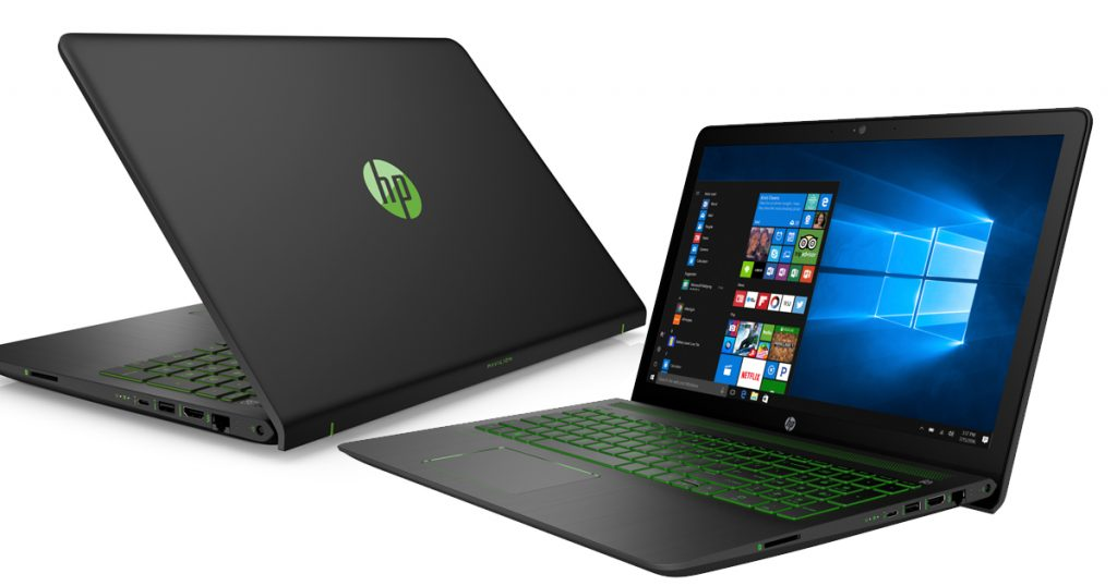 "HP Pavilion Power 15-cb013ng – kraftvolles Gaming-Notebook mit 15,6"" Display für Einsteiger"