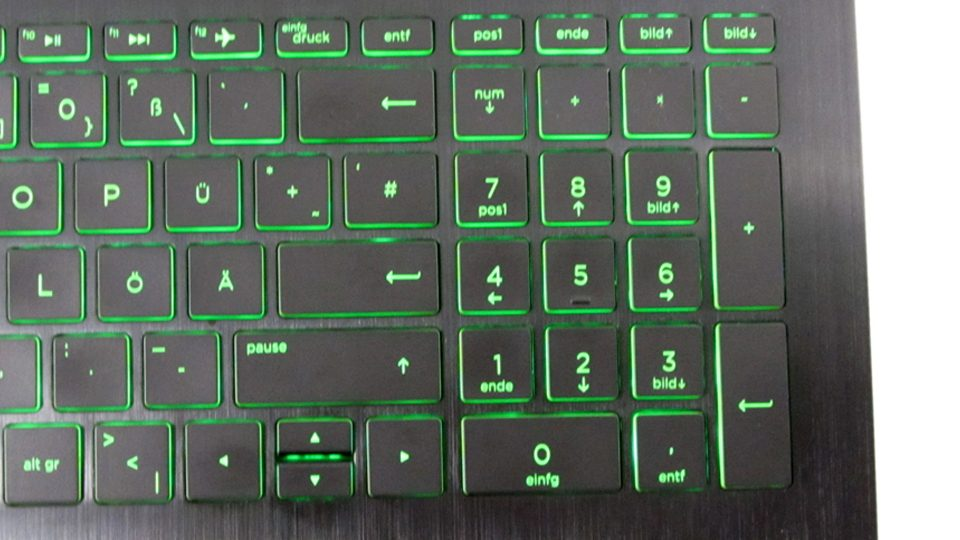 HP Pavilion Power 15-cb013ng Tastatur_3