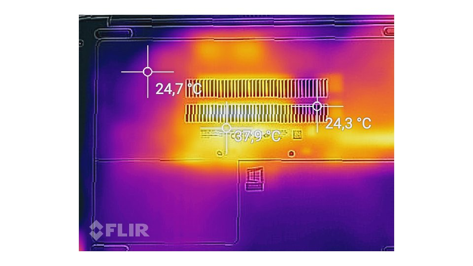 HP ProBook 450 G5 3KY71ES Hitze_2