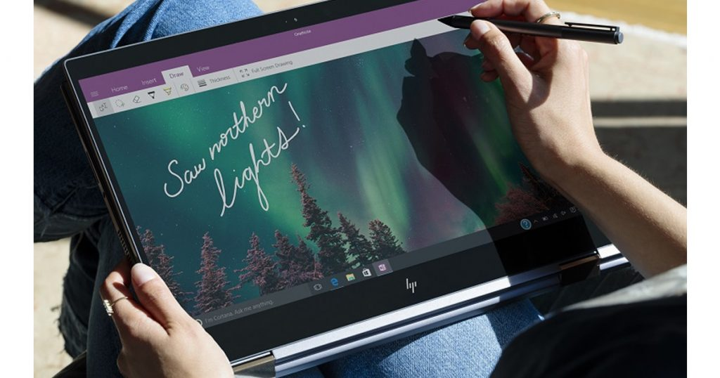 HP Spectre x360 15-ch002ng: Edles Convertible-Notebook mit UHD-Display & Nvidia Grafik