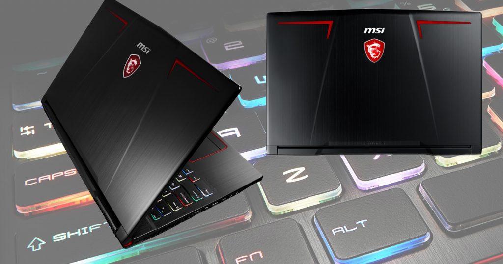 MSI GE63 7RC-004 Raider im Test – Kraftvolles Gaming-Notebook mit 15,6 Zoll Display für Einsteiger