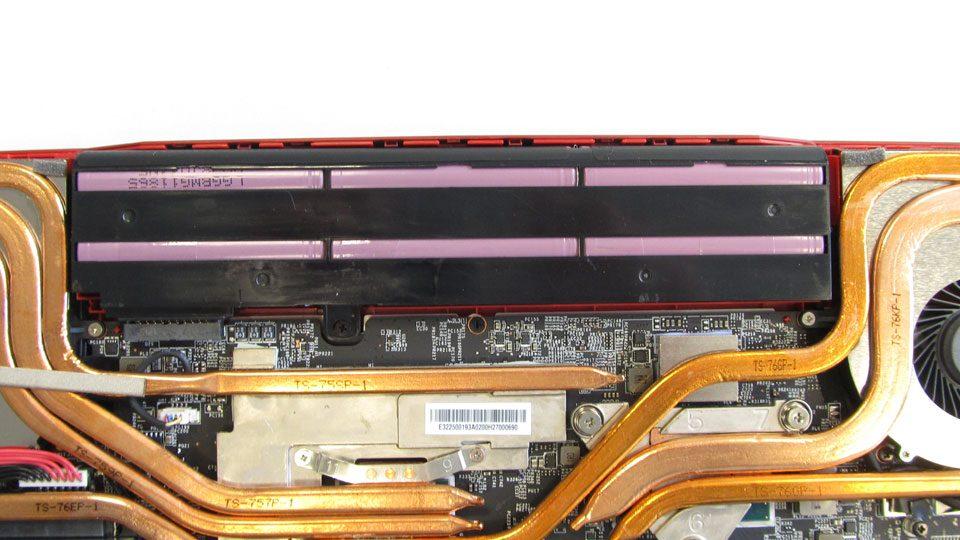 MSI GE63 7RC-004 Raider Innen_3