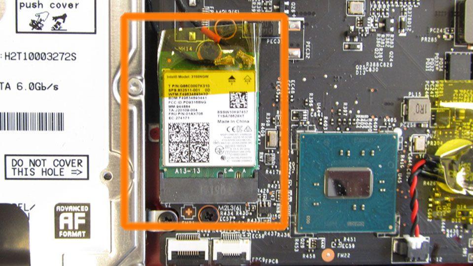 MSI GE63 7RC-004 Raider Innen_5