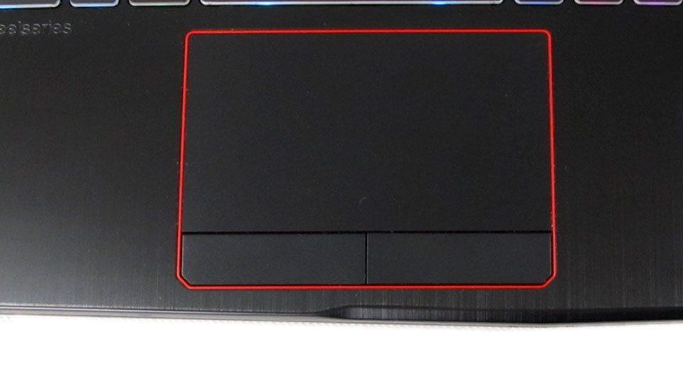 MSI GE63 7RC-004 Raider Tastatur_2