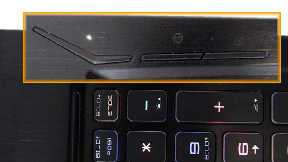 MSI GE63 7RC-004 Raider Tastatur_5