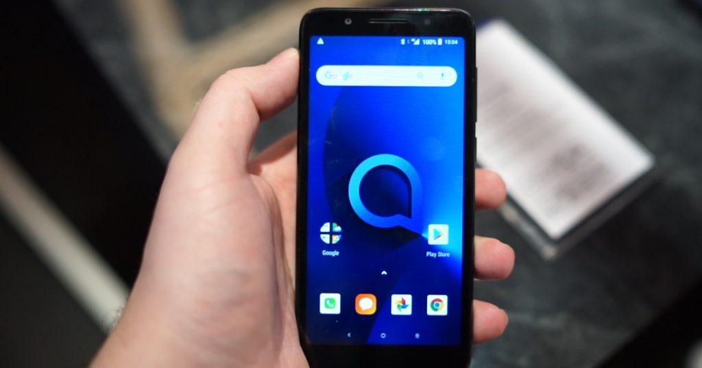 Alcatel 1X: Günstiges Einsteiger-Smartphone mit Android Go