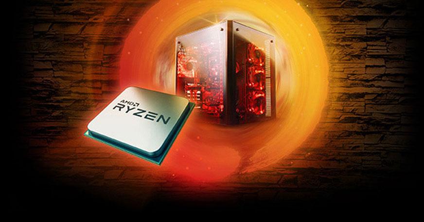 AMD: Ryzenfall, Masterkey, Chimera, Fallout – was steckt dahinter?