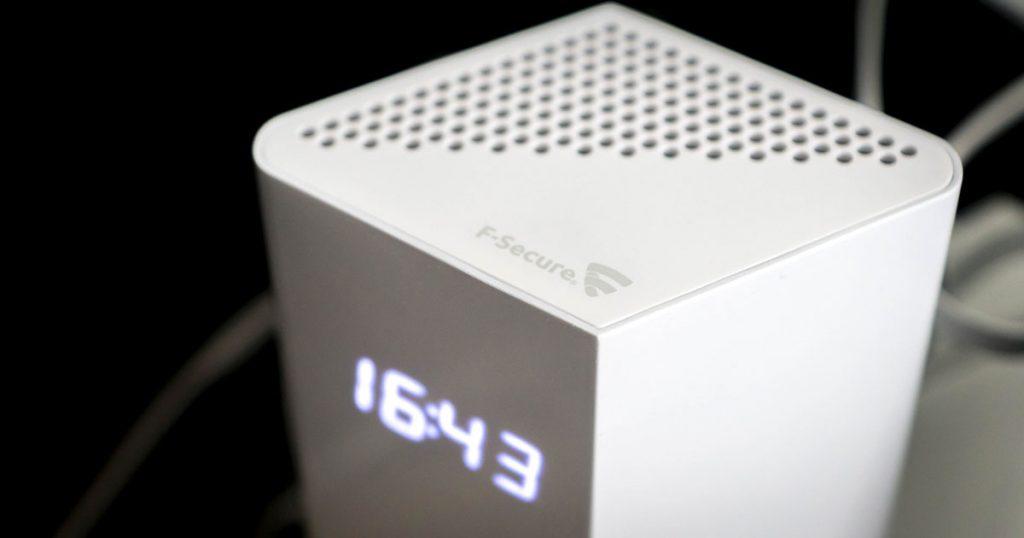 F-Secure SENSE Router – mehr Sicherheit für euer Heim-Netzwerk