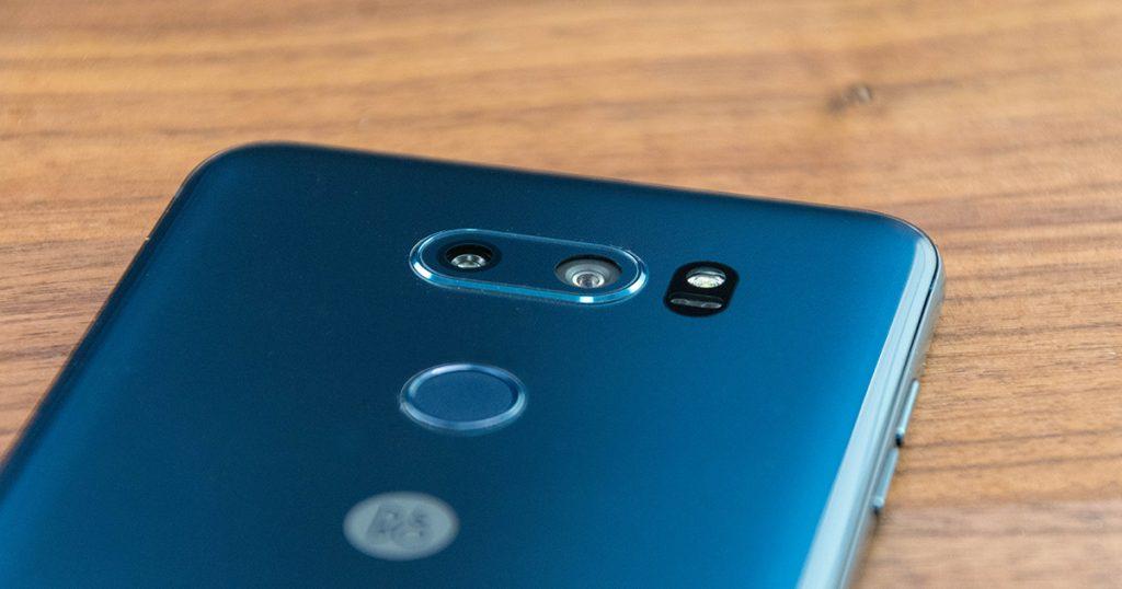 LG V30: Elegant und gut