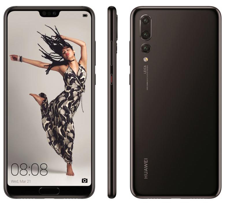 Huawei P20 Pro Pressebild
