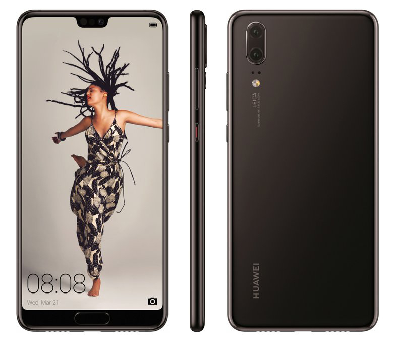 Huawei P20 Pressebild