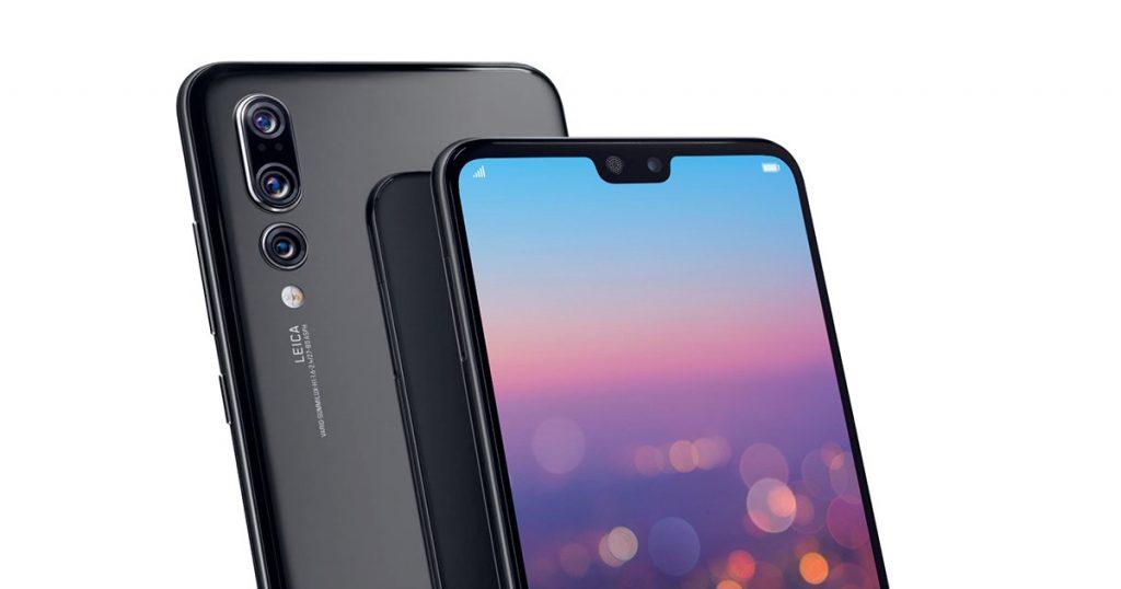 Huawei P20 Pro: Details zur 40 MP Kamera