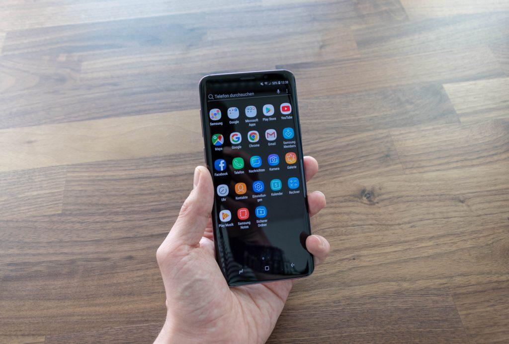 Display Samsung Galaxy S9 Plus