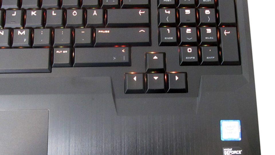 HP OMEN X 17-ap000ng Tastatur_4