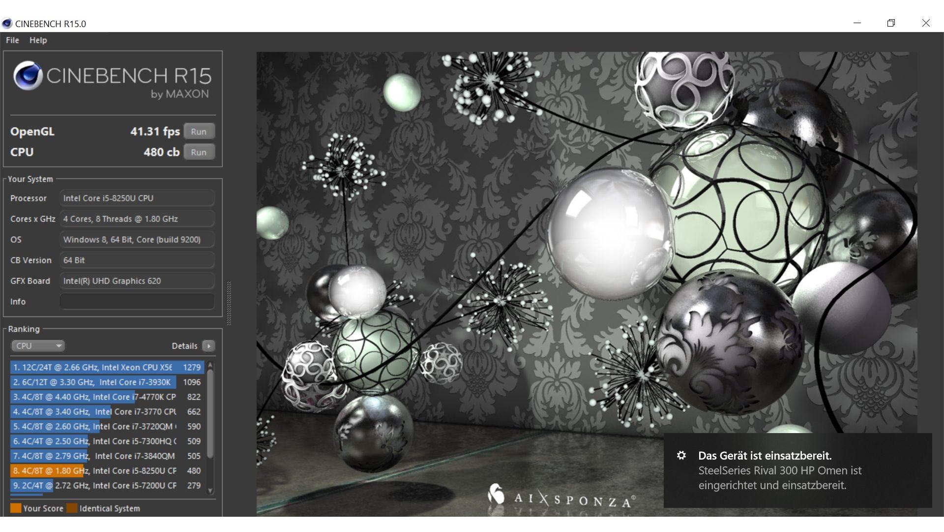 HP Spectre x360 13-ae040ng Benchmark_5