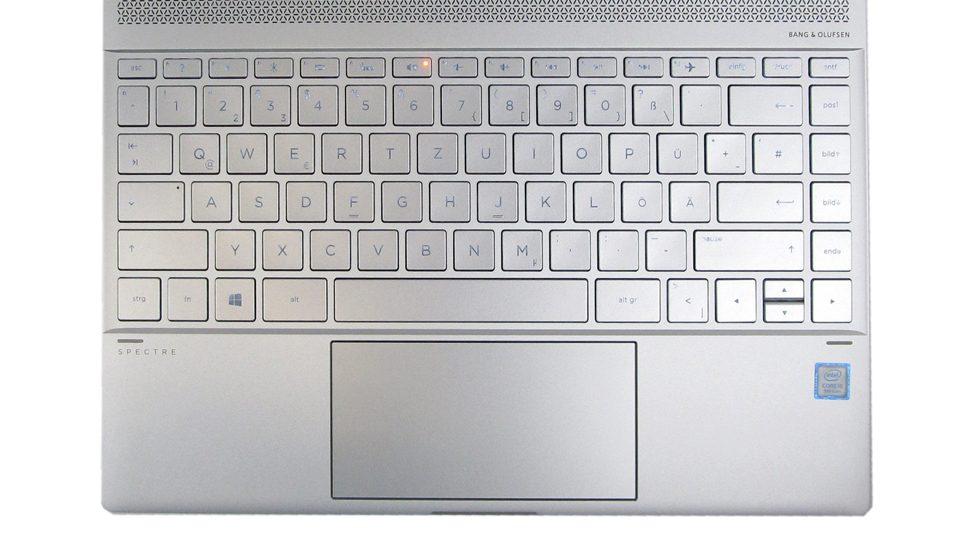 HP Spectre x360 13-ae040ng Tastatur_1