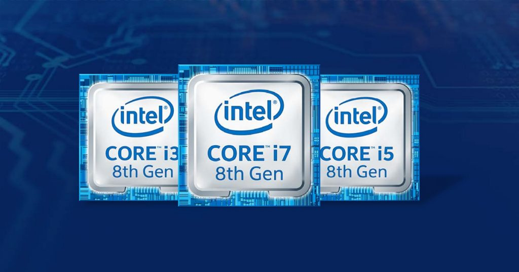 Intel: Neue Whisky Lake U Mobile-CPU vorgestellt