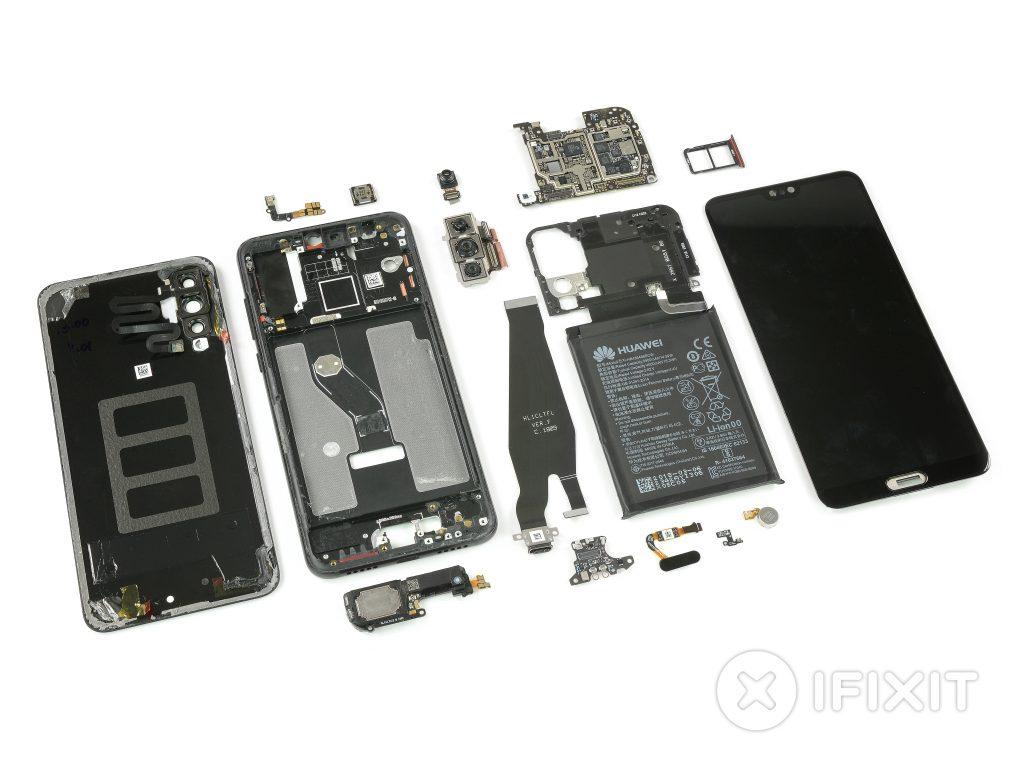 Einzelteile Huawei P20 Pro