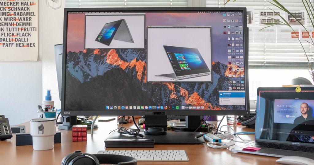 How-to: Wie schließe ich einen externen Monitor an?