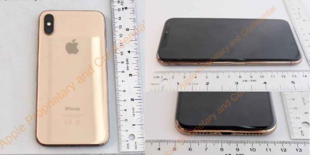 Kommt das iPhone X in Gold?