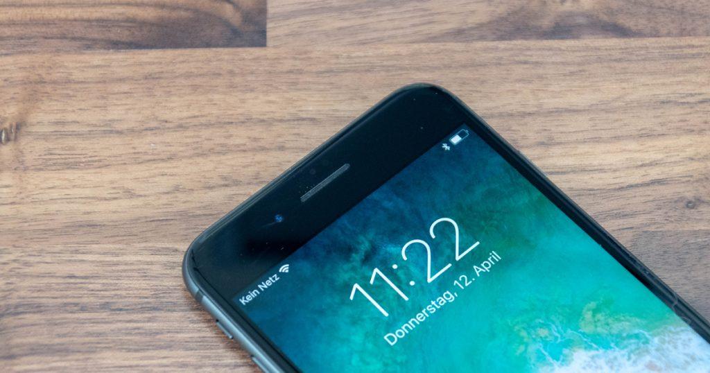 Unter iOS 11.3 funktionieren von Drittanbietern reparierte iPhone-Displays nicht mehr