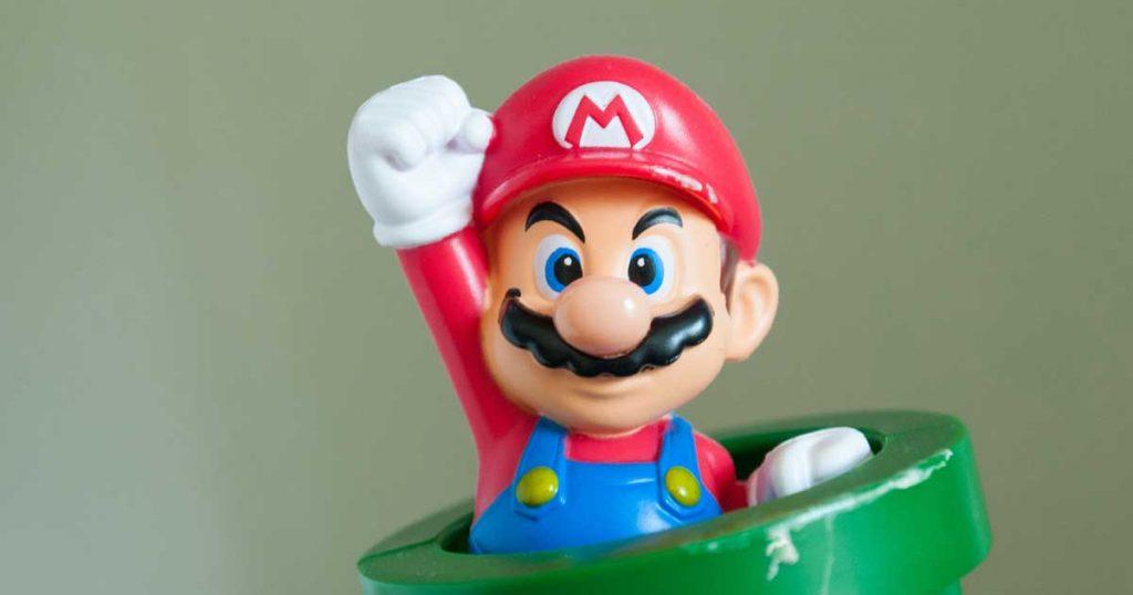 Es wird wabbelig: Jelly Mario Bros.