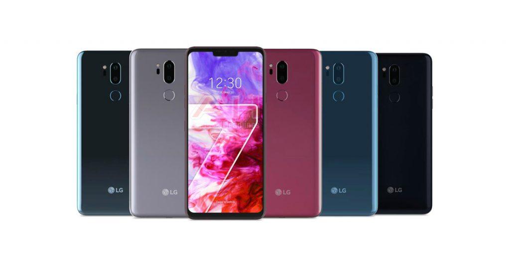 LG G7 ThinQ wird am 2. Mai vorgestellt