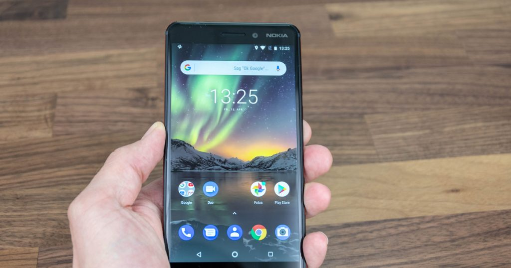 Nokia 6 (2018): solide Hardware trifft schlanke Software in schicker Verpackung