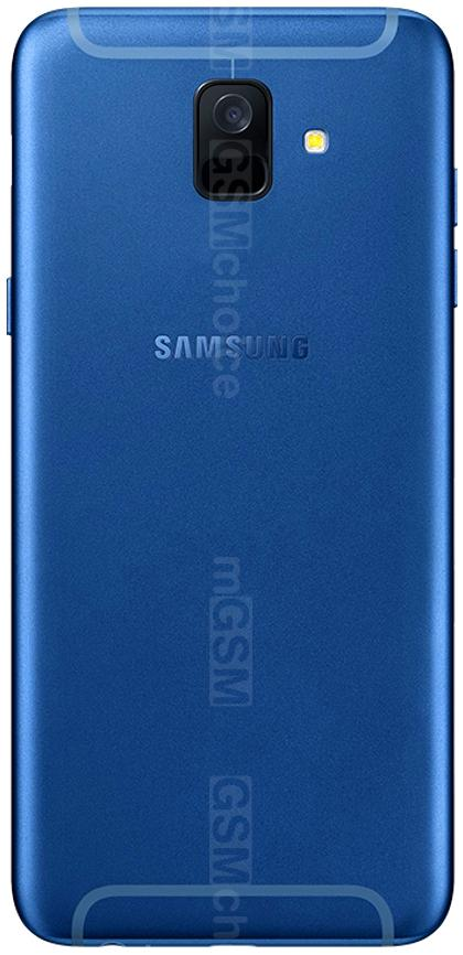 Galaxy A6 Plus 2018 Bilder Zeigen Neues Smartphone