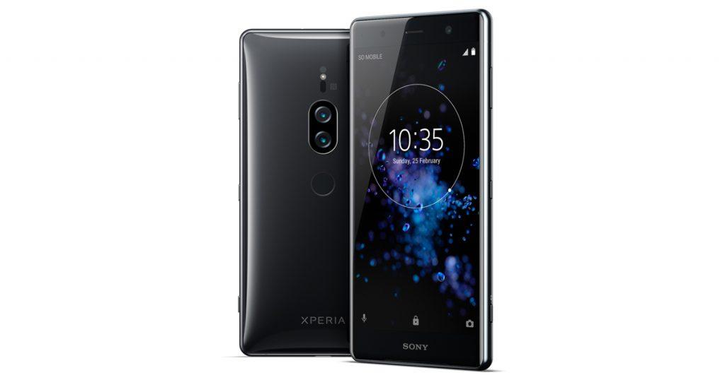 Sony XZ2 Premium: Smartphone mit 4K HDR Videoaufnahme
