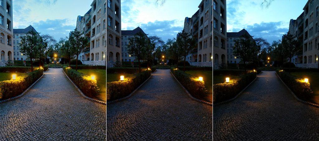 nokia 8 sirocco vergleich kamera automatikmodus pro modus