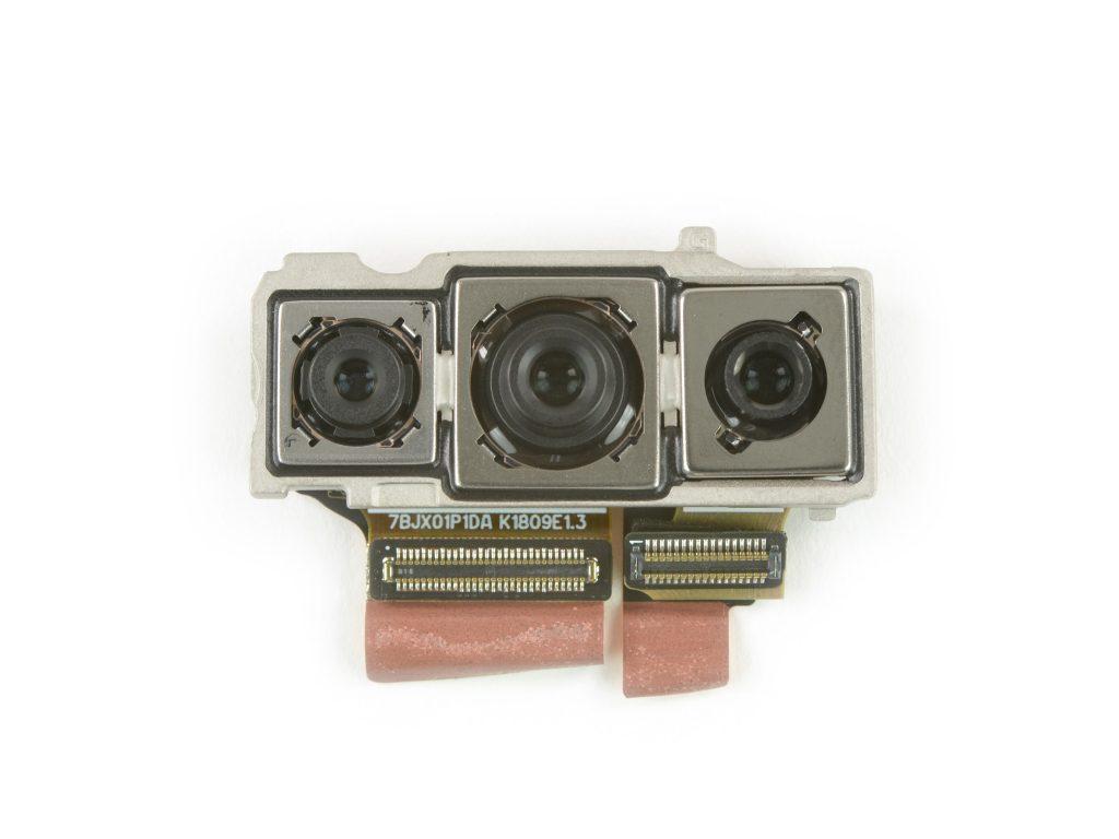 Triple-Kamera Huawei P20 Pro