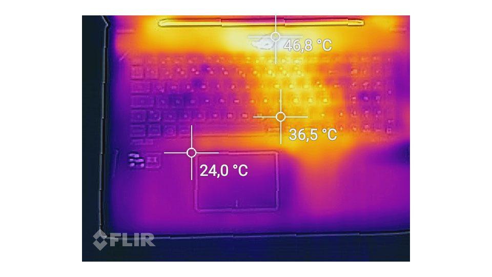 ASUS ROG Strix GL702ZC-GC104T Hitze_1