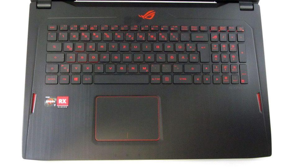 ASUS ROG Strix GL702ZC-GC104T Tastatur_1