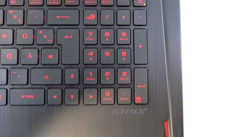 ASUS ROG Strix GL702ZC-GC104T Tastatur_2