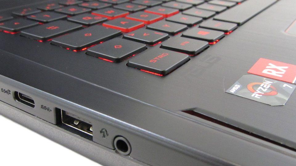 ASUS ROG Strix GL702ZC-GC104T Tastatur_4