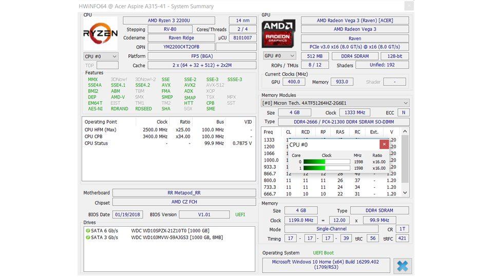 Acer Aspire 3 (A315-41-R7V9) Hardware_8