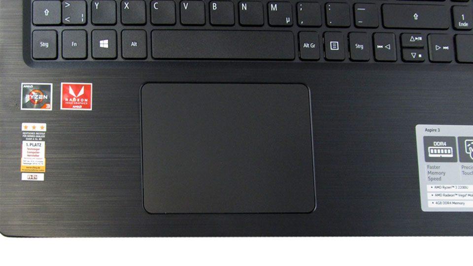 Acer Aspire 3 (A315-41-R7V9) Tastatur_3