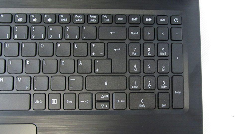 Acer Aspire 3 (A315-41-R7V9) Tastatur_4