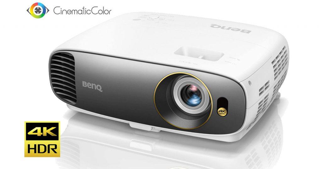 BenQ W1700: Erster Heimkino-Projektor von BenQ mit 4K UHD-Auflösung und High Dynamic Range