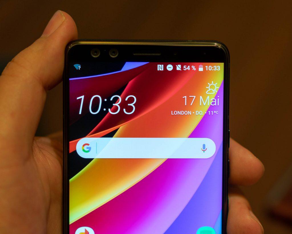 HTC U12+ vorgestellt: Solide Weiterentwicklung