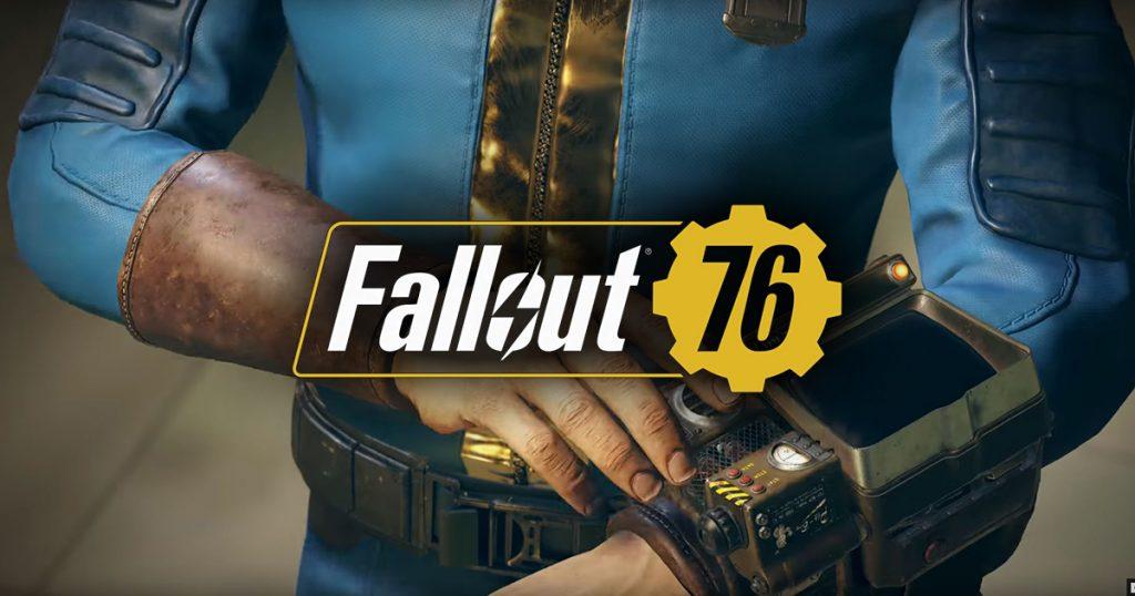 Fallout 76: Teaser-Trailer zeigt neues Fallout-Spiel von Bethesda
